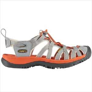 WHISPER W(NEUTRAL GRAY/SPICY ORANGE) / WOMEN
