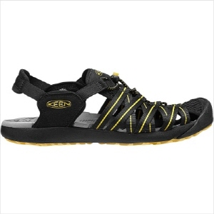 KUTA M(BLACK/CEYLON YELLOW) / MEN